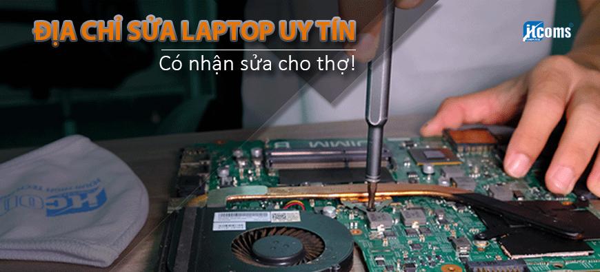Sửa chữa Laptop Uy tín Công ty sửa laptop itcoms