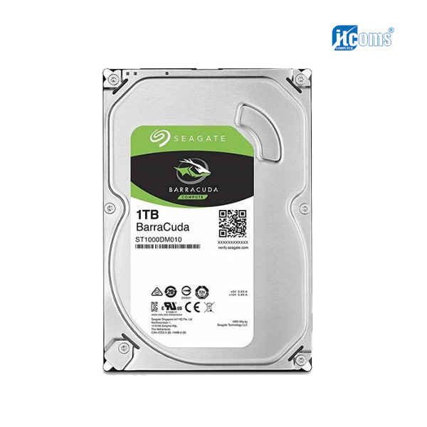 Ổ cứng HDD Seagate Barracuda 1TB 3.5