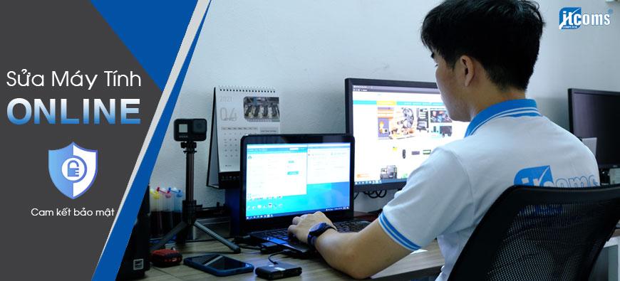 sửa máy tính online